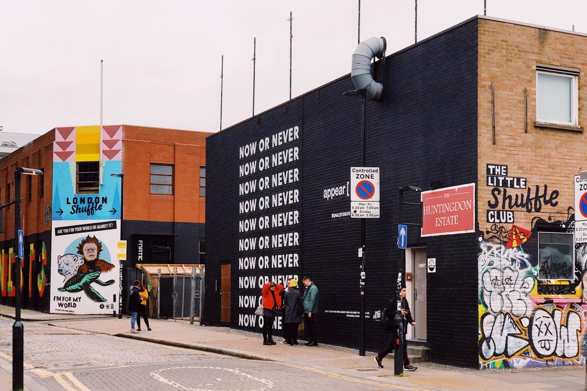 漫遊東倫敦:深入六大創意街區