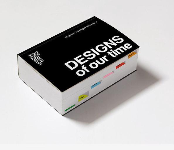 倫敦設計博物館的十週年刊物
