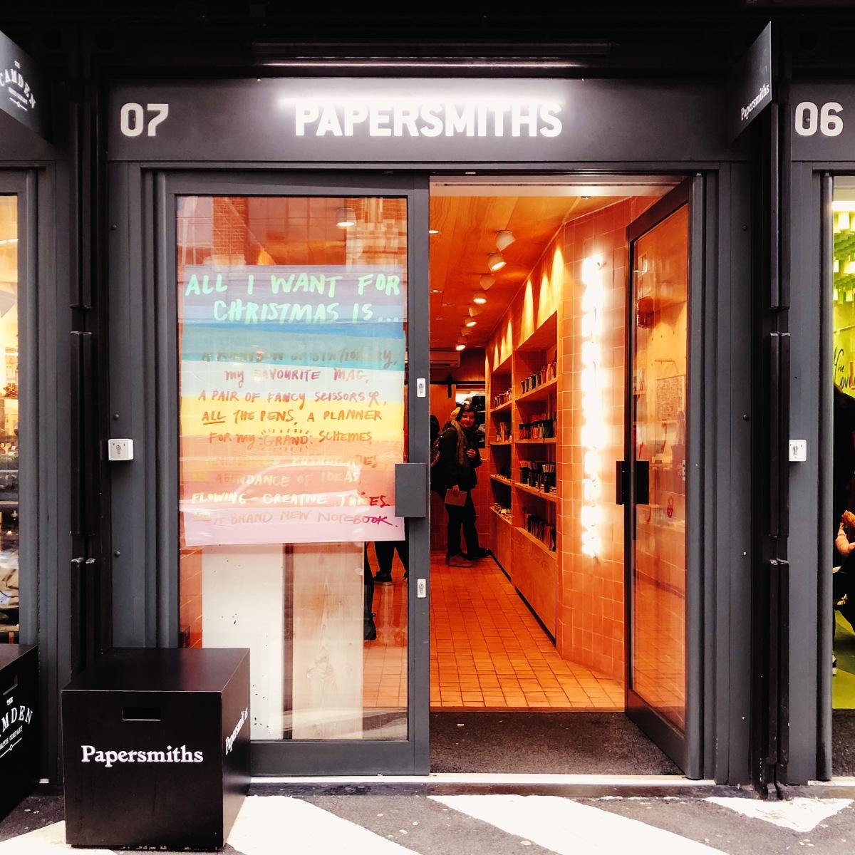 倫敦漫遊|讓人無法自拔的六家文具選品店