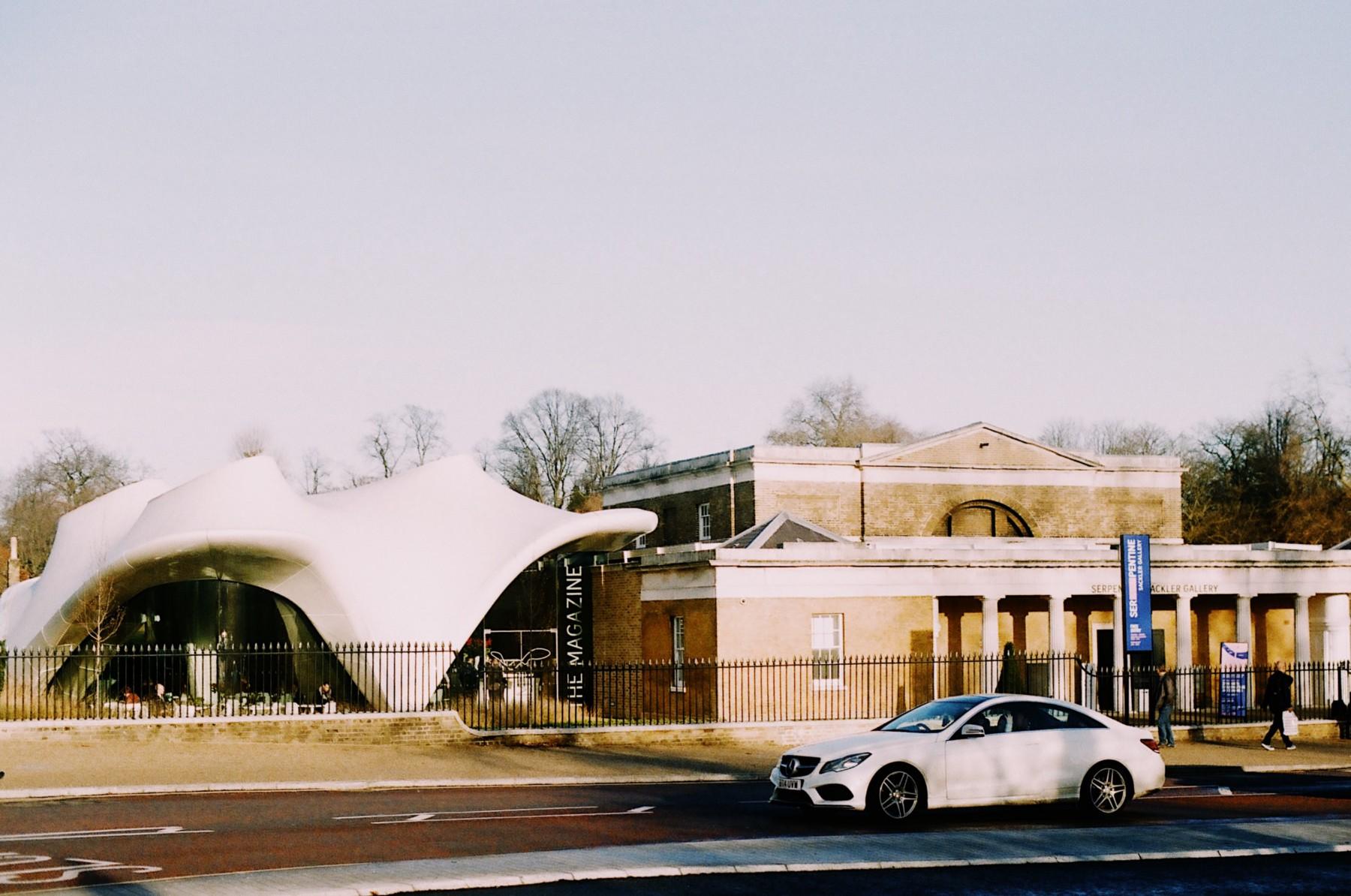 倫敦蛇形藝廊