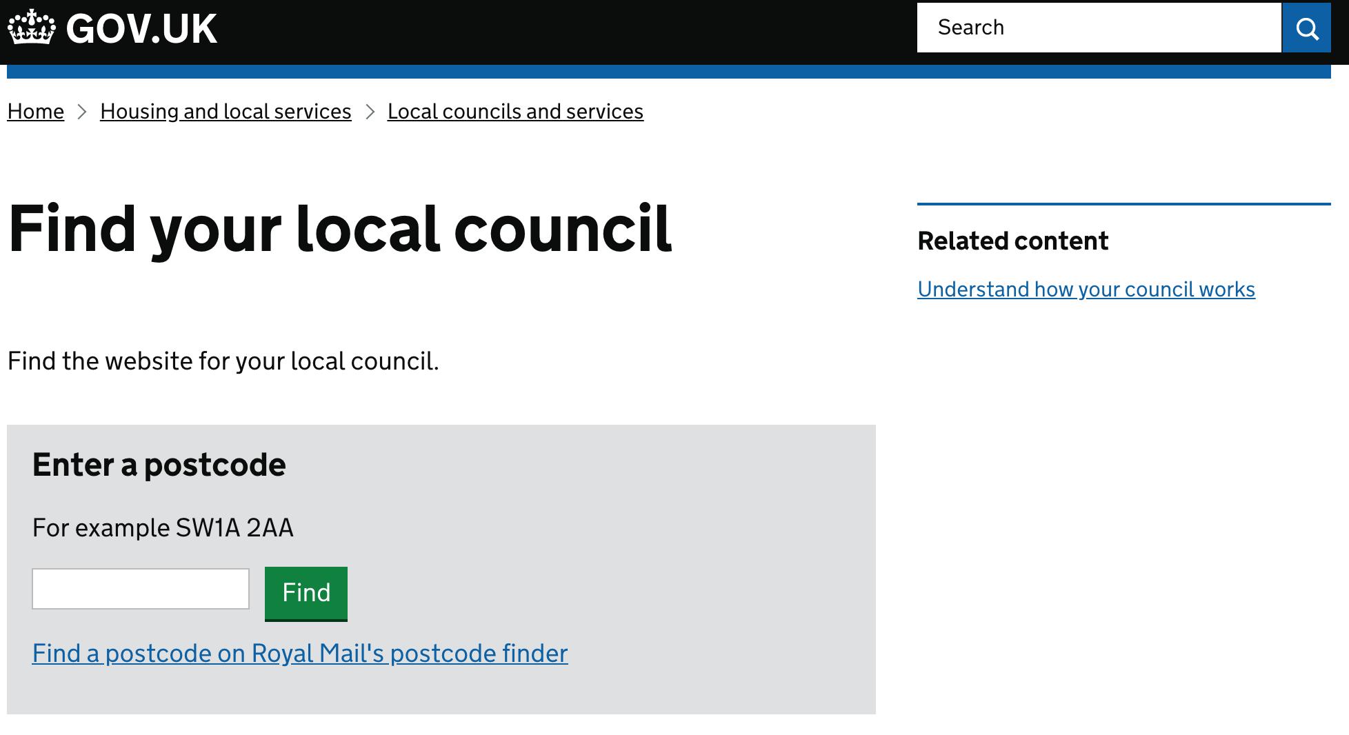 英國市政稅 Council Tax